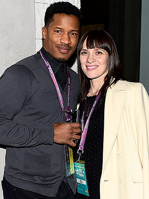 KAMAS, UT - JANUARY 21:  Actor Nate Parker and Sarah DiSanto attends An Artist at the Table: cocktails and dinner program benefit during 2016 Sundance Film Festival at the DeJoria Center on January 21, 2016 in Kamas, Utah.  (Photo by Nicholas Hunt/Getty Images for Sundance Film Festival)