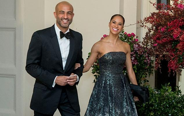 Misty Copeland Is Now Married To Longtime Love Olu Evans