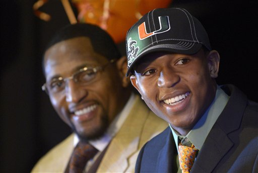 Ray Lewis & Ray Lewis lll
