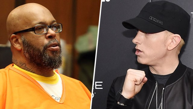Suge Knight Sent Men To Kill Eminem In 2001 - Bodyguard's Shocking Claim