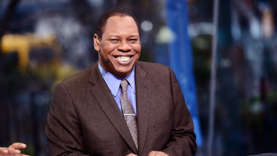 Hall of Fame broadcaster Tom Jackson is retiring after 29 years as an NFL analyst at ESPN. Ben Solomon/ESPN Images