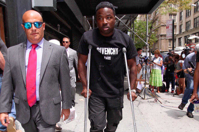 Troy Ave suing Irving Plaza for allowing a gun into their venue