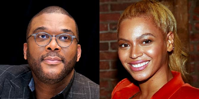 tyler perry & beyonce
