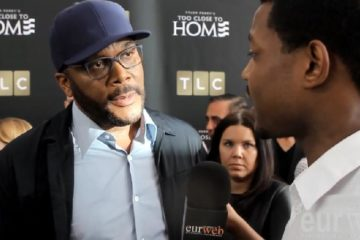 tyler perry (screenshot for too close to home)