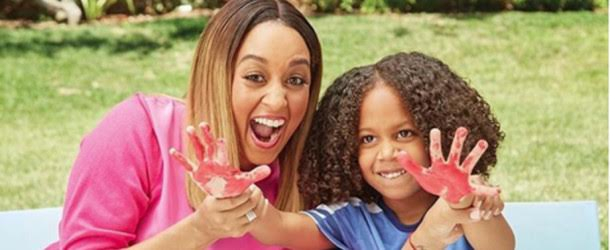 Tia Mowry Black Son