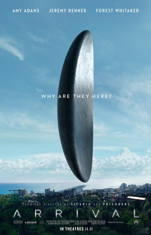 arrival,