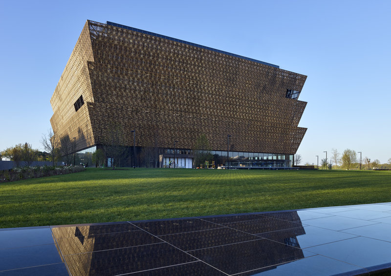 Smithsonian's new National Museum of African American History and Culture