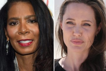 Judy Smith and Angelina Jolie (Getty Images)