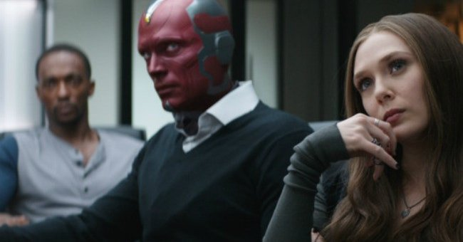 Captain America: Civil War – Vision