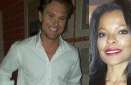 clayne crawford & keesha sharp-lethal-weapon