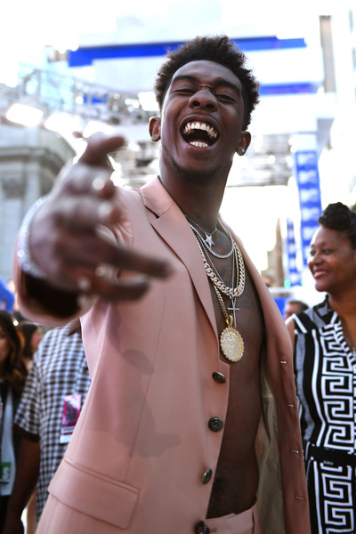 Rapper Desiigner attends the 2016 MTV Video Music Awards at Madison Square Garden on August 28, 2016 in New York City.