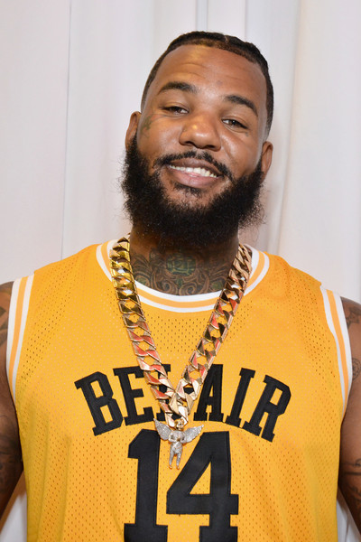 Recording artist The Game attends the radio broadcast center during the 2016 BET Experience at the JW Marriott Los Angeles L.A. Live on June 24, 2016 in Los Angeles, California.