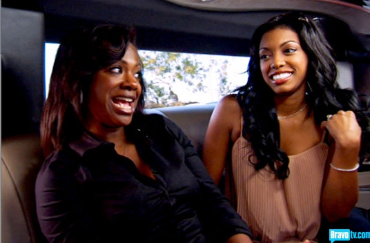 kandi-burruss & porsha-williams