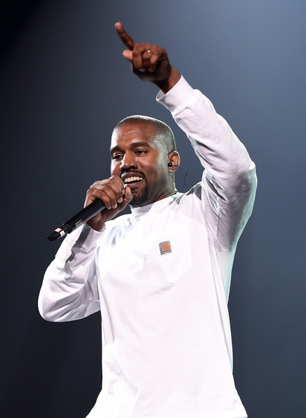 Kanye West performs during Puff Daddy and Bad Boy Family Reunion Tour at Madison Square Garden on September 4, 2016 in New York City.
