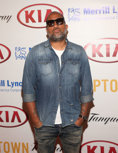 Writer Kenya Barris attends the Emmys Diversity Brunch Hosted by Anthony Anderson on September 10, 2016 in Los Angeles, California.