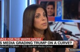 "Soledad O'Brien on CNN's ""Reliable Sources"""