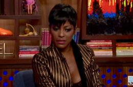"Tamron Hall on ""Watch What Happens Live"" (Sept. 21, 2016)"