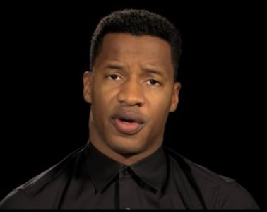 Nate Parker in 'The Birth of a Nation' PSA