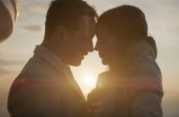 Academy Award nominated Michael Fassbender and Academy Award winner Alicia Vikander star in the Walt Disney presentation of The Light Between Oceans.