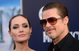 Angelina Jolie and Brad Pitt (Getty Images)