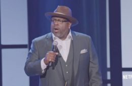 cedric the entertainer-netflix