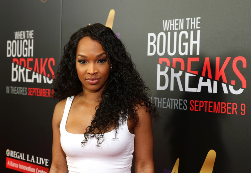 """Malika Haqq attends the Screen Gems premiere of """"When the Bough Breaks"""" at Regal Cinemas L.A. Live on Sunday, August 28, 2016, in Los Angeles."""