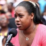 'Just Cause You Love Black P**sy Don't Mean You Love Black Lives': Erica Garner to NYC Mayor de Blasio