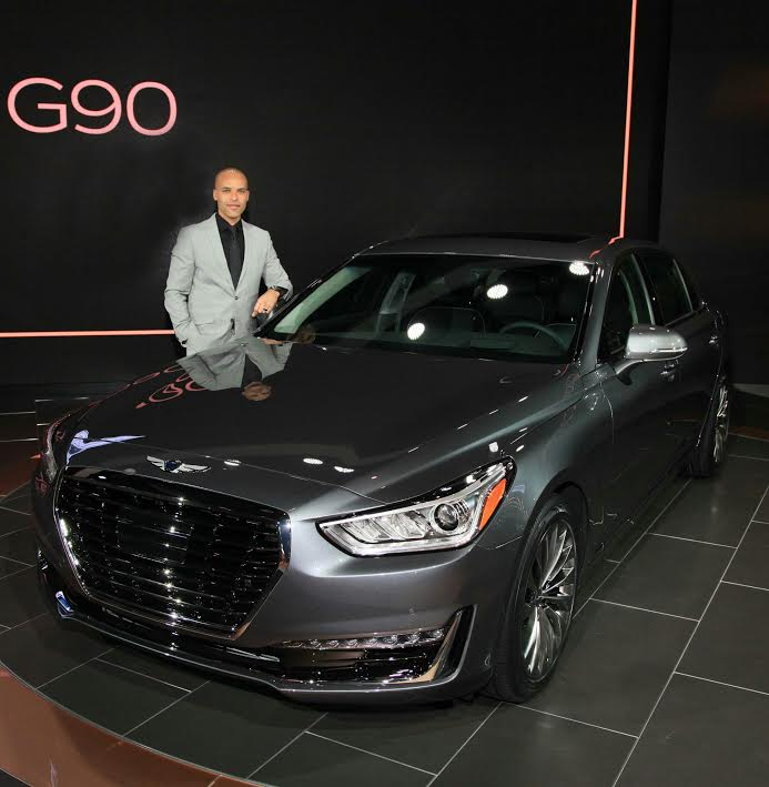 Genesis G90 Is The New Lexus And Mercedes-Benz Competitor