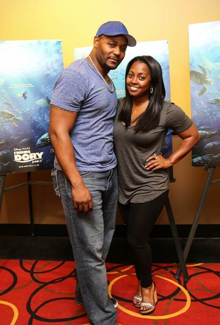 Ed Hartwell, Keshia Knight Pulliam