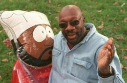isaac hayes & chef (south-park)