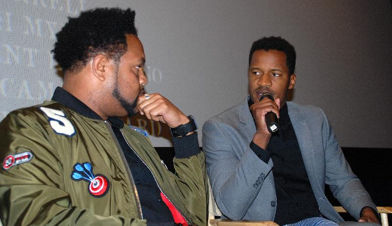 jawn murray & nate parker