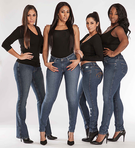 PZI Jeans for Curvy Women Launches Fall/Winter 2016