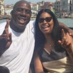Magic & Cookie Johnson Celebrate 25 Years of Marriage … in Venice and Monaco! (Photos/Video)