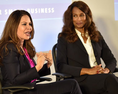 nely gal, beverly johnson