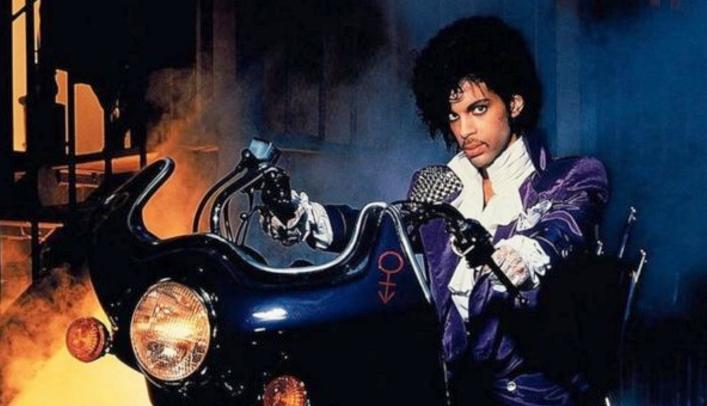prince (purple reign motorcycle)