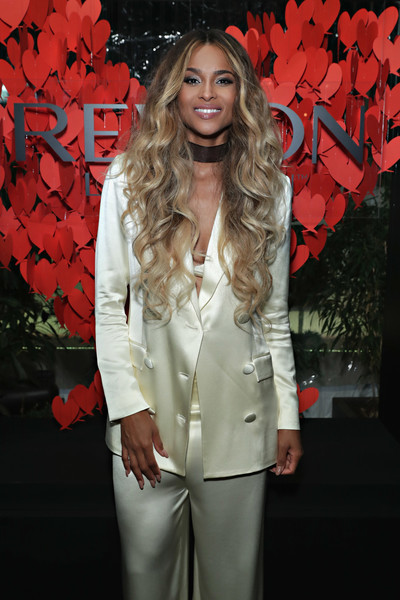 Singer Ciara attends the Revlon x Ciara launch event at Refinery Hotel on October 18, 2016 in New York City.