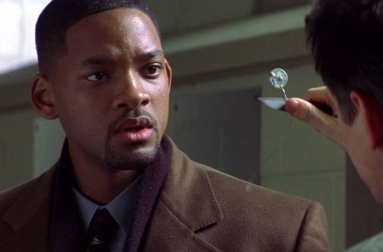 "Will Smith in ""Enemy of the State"""