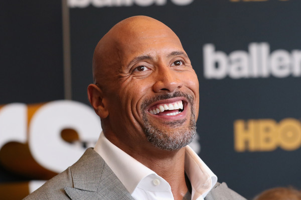 "Dwayne Johnson attends the HBO ""Ballers"" Season 2 Red Carpet Premiere and Reception on July 14, 2016 at New World Symphony in Miami Beach, Florida."