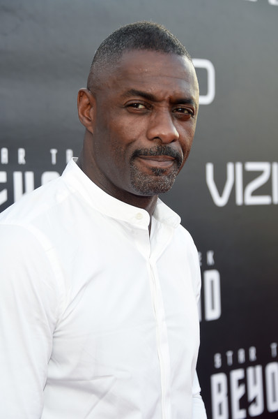 """Actor Idris Elba attends the world premiere of the Paramount Pictures title """"Star Trek Beyond"""" at Embarcadero Marina Park South on July 20, 2016 in San Diego, California."""