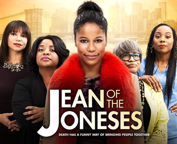 Jean of the Joneses premieres on TV One Sunday, October 23, 2016 at 7pm Eastern (Encore at 9pm). Gloria Reuben, Sherri Shepherd, Taylour Paige, Michelle Hurst & Erica Ash.