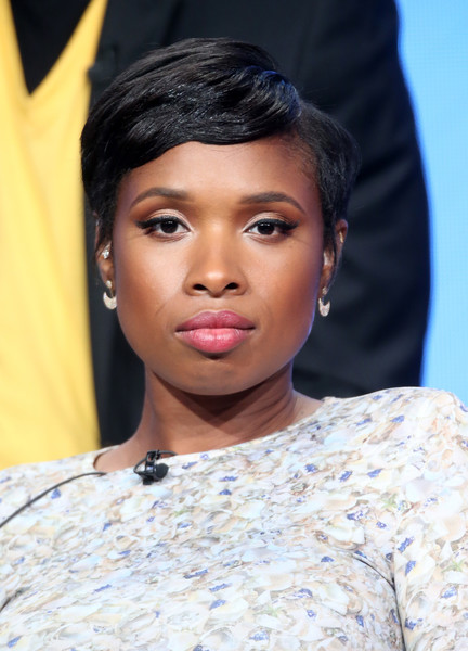 Actress Jennifer Hudson speaks onstage at the 'Hairspray Live!' panel discussion during the NBCUniversal portion of the 2016 Television Critics Association Summer Tour at The Beverly Hilton Hotel on August 2, 2016 in Beverly Hills, California.