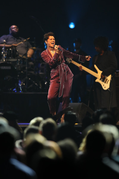 """Jessie J performs during the """"Official Prince Tribute-A Celebration of Life and Music,"""" concert at Xcel Energy Center on October 13, 2016 in St Paul, Minnesota."""