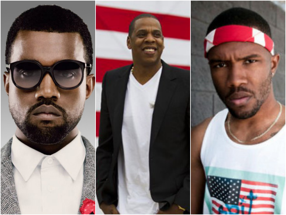 Kanye West, Jay Z, Frank Ocean Cleared in $3M Copyright ...