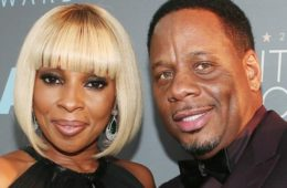 mary j blige, husband