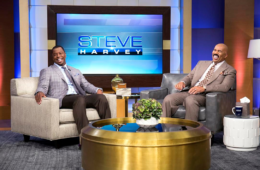 "Kordell Stewart on ""The Steve Harvey Show"""