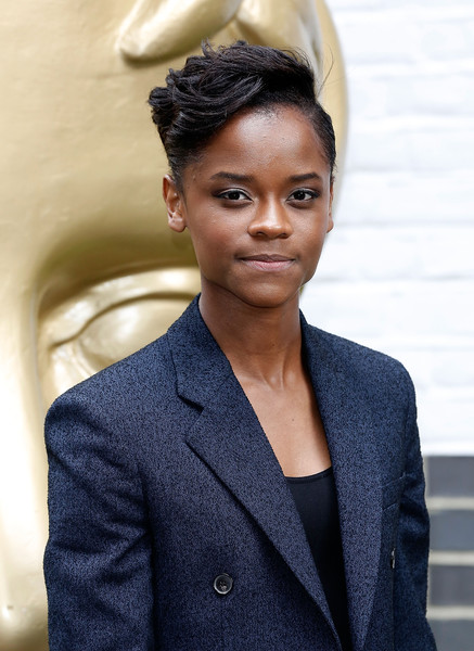 Letitia Wright arrives for the British Academy Television Craft Awards at The Brewery on April 24, 2016 in London, England.