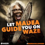Voice of Tyler Perry's Madea Now Available on Waze App