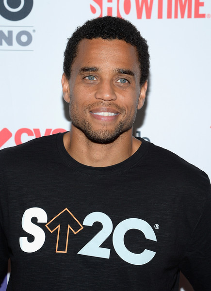 Actor Michael Ealy attends Hollywood Unites for the 5th Biennial Stand Up To Cancer (SU2C), A Program of The Entertainment Industry Foundation (EIF) at Walt Disney Concert Hall on September 9, 2016 in Los Angeles, California.