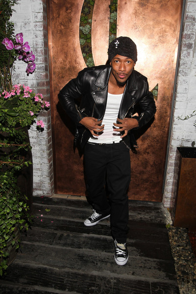 Nick Cannon attends the Opening Celebration Of CATCH LA on September 17, 2016 in Los Angeles, California.