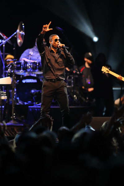 """Morris Day and the Time perform during the """"Official Prince Tribute-A Celebration of Life and Music,"""" concert at Xcel Energy Center on October 13, 2016 in St Paul, Minnesota."""